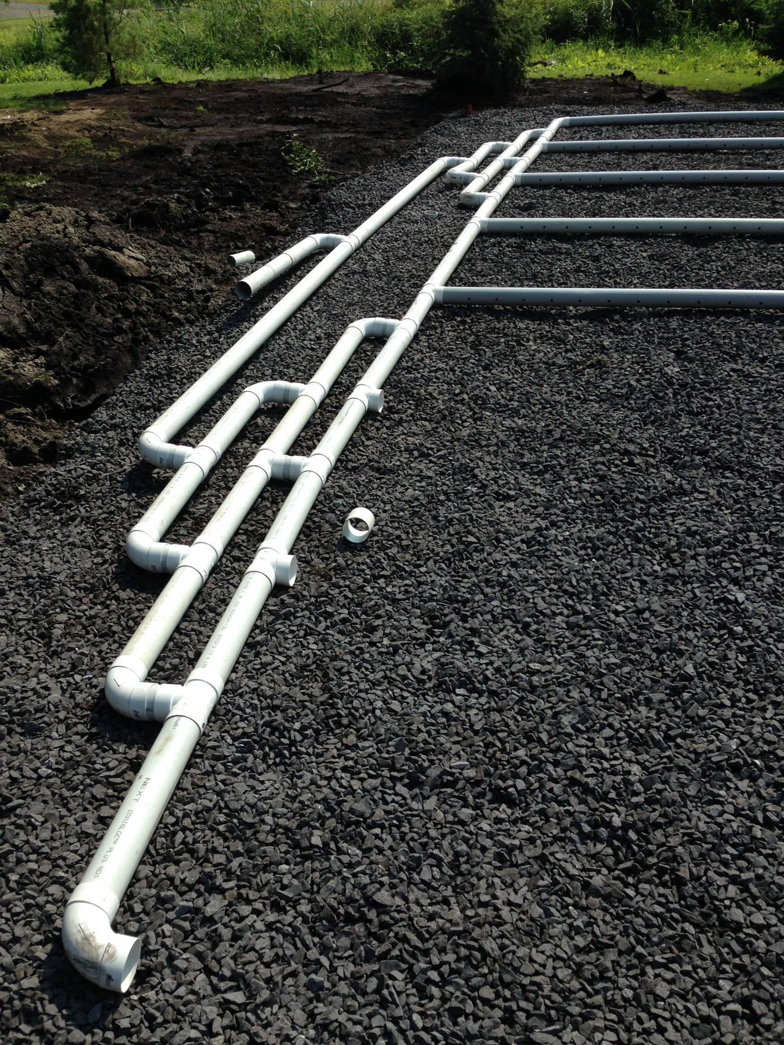 Envrio Transpex - Installations septiques et drain