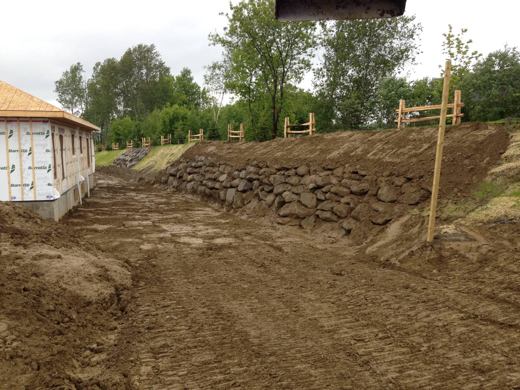 Envrio Transpex - Terrassement et aménagement paysager